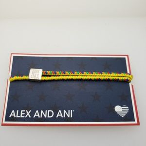 Alex and Ani Jewelry - NWT Alex and Ani Kindred Cord Olympics